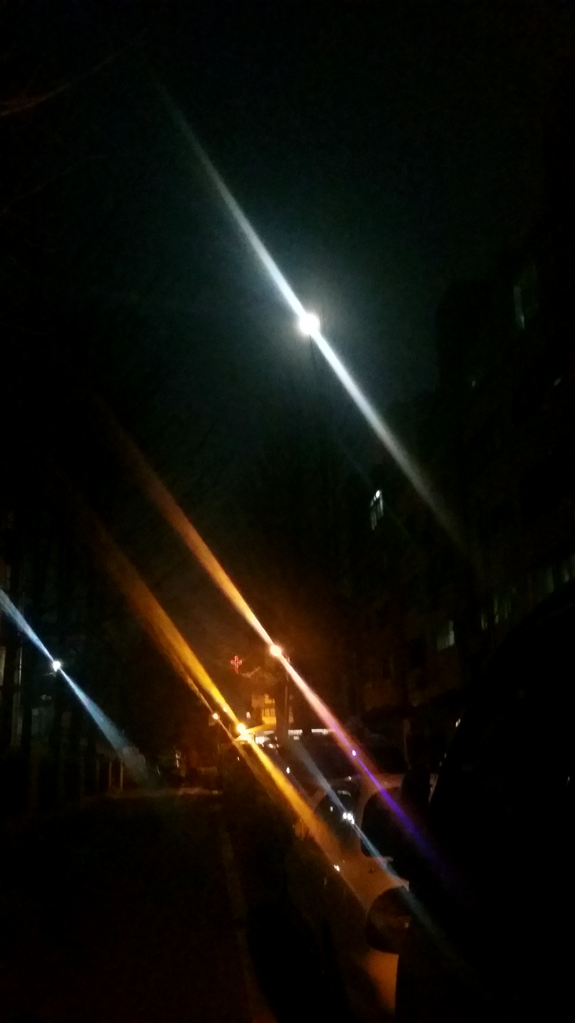 가장 밝은 보름달