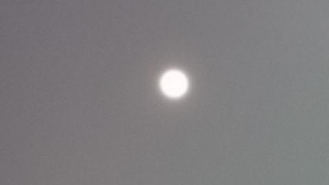 정월대보름 달 사진